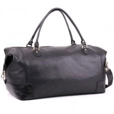 Дорожня сумка Manufatto №2 Флотар Чорна