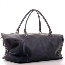 Дорожная сумка Manufatto №2 Крейзи Синяя