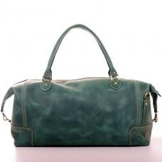 Дорожня сумка Manufatto №2 Крейзі Зелена