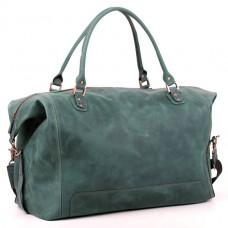 Дорожня сумка Manufatto №4 Крейзі Зелена