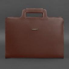 Сумка портфель кожаная BlankNote BN-BAG-36-vin