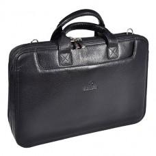 Сумка портфель кожаная Eminsa 7017 18-1