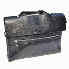 Сумка портфель кожаная Eminsa 7102 37-1