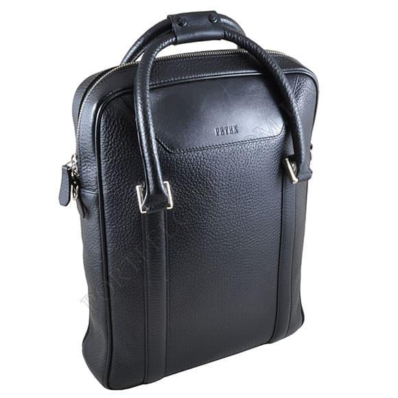 Сумка портфель кожаная Petek 3906-46b-01