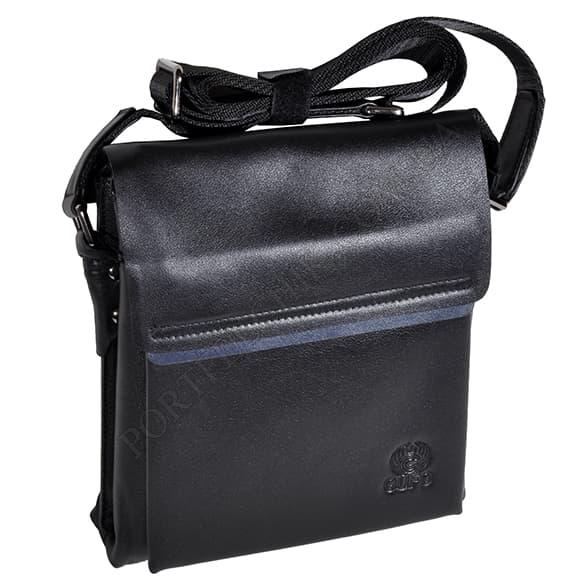 Мужская сумка через плечо Gufo 7193-5-21 черный