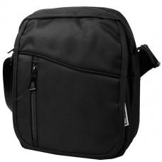 Мужская сумка через плечо JCB B33 Black