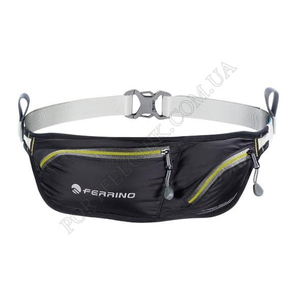 Сумка на пояс Ferrino X-Flat Black