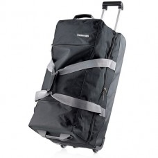 Сумка дорожня на колесах CarryOn Double Daily 108 Black