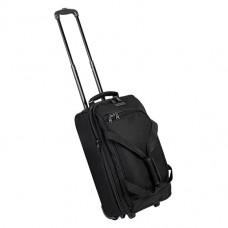 Members Expandable Wheelbag Small 33/42 Black