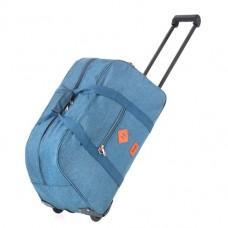Сумка дорожная на колесах TravelZ Hipster 51 Jeans Blue