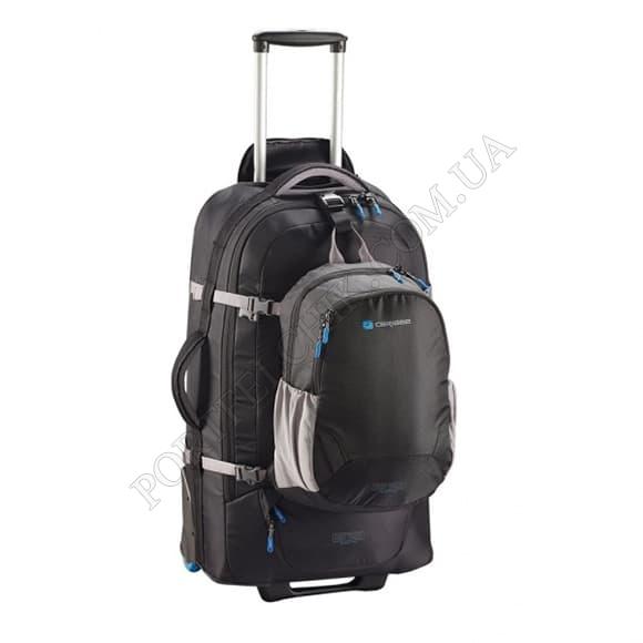 Сумка-рюкзак на колесах Caribee Fast Track 75 VI Black