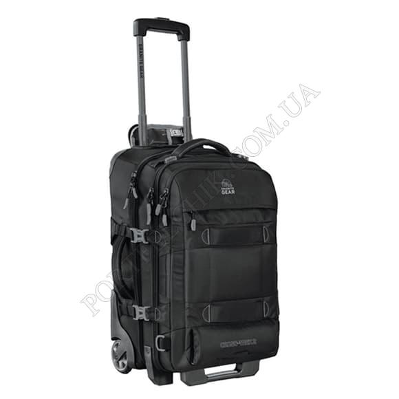 Сумка-рюкзак на колесах Granite Gear Cross Trek 2 Wheeled 53 Black/Flint