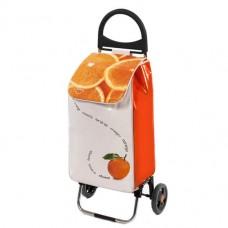 Сумка-візок Aurora City 50 Orange