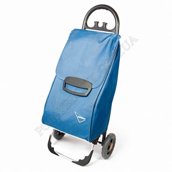 Сумка-тележка Aurora Milano 60 Blue синий