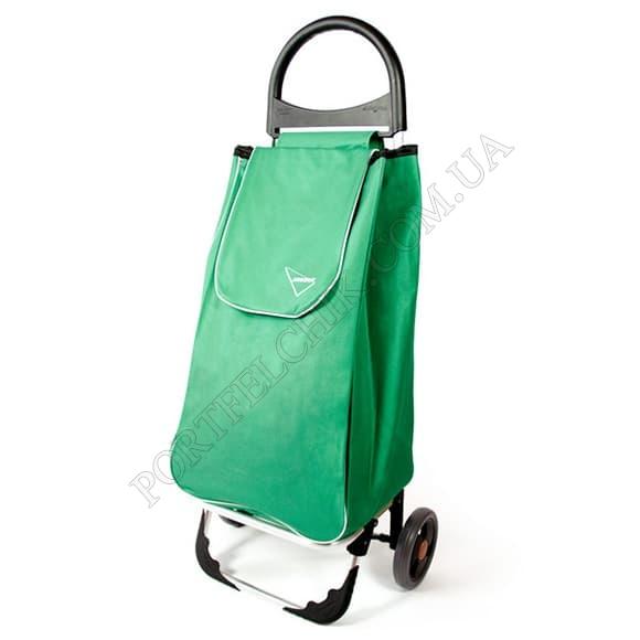 Сумка-тележка Aurora Portofino 50 Green зеленый