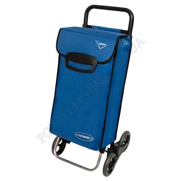 Сумка-тележка Aurora Vicenza 50 Blue синий