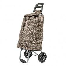 Сумка-візок Epic City X Shopper Ergo 40 Leopard