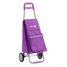 Сумка-тележка Gimi Argo 45 Violet