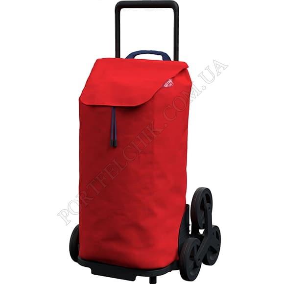 Сумка-візок Gimi Tris 52 Red (168473) червоний
