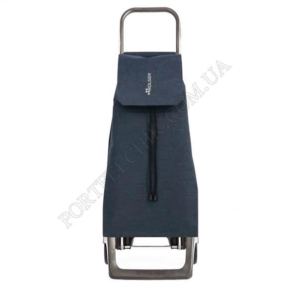 Сумка-тележка Rolser Jet Tweed Joy 40 Marino синий