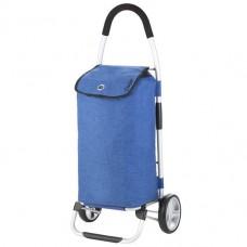 Сумка-тележка ShoppingCruiser Foldable 40 Blue
