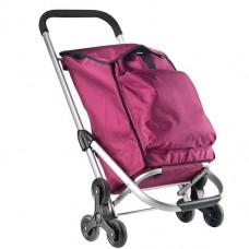 Сумка-тележка ShoppingCruiser Stairs Climber 40 Fuchsia