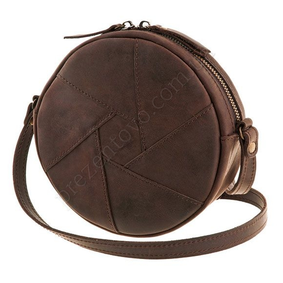 Сумка жіноча BlankNote BN-BAG-11-O Crazy Horse коричневий