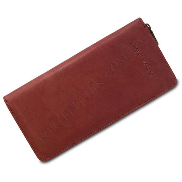 Тревел кейс кожаный Visconti 1157 Brown
