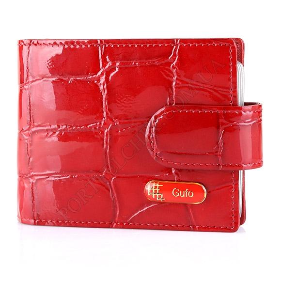 Візитниця Gufo GFW 2314 RE червоний