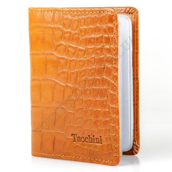 Візитниця Tacchini A 803 OR помаранчевий