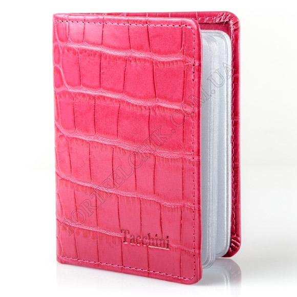 Візитниця Tacchini A 803 PI рожевий