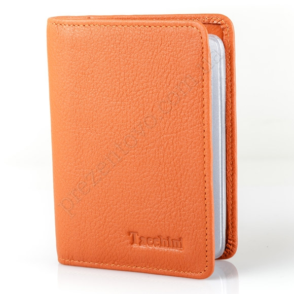 Візитниця Tacchini NP 664 OR помаранчевий