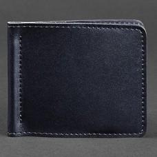 Зажим для денег ручной работы BlankNote BN-PM-1-navy-blue