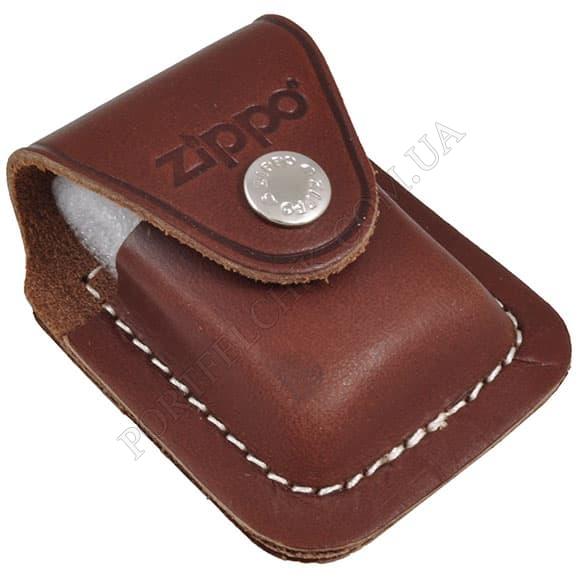 Чохол для запальнички Zippo LPCB коричневий
