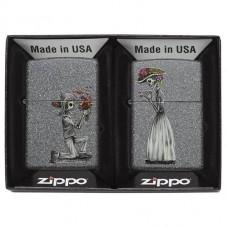 Запальничка Zippo 28987 Iron Stone Couple
