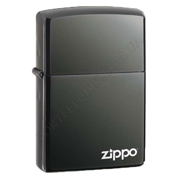 Запальничка Zippo 150ZL Black Ice