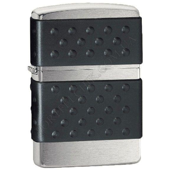 Запальничка Zippo 200ZP Black Zip Guard