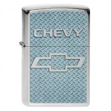 Зажигалка Zippo 207.578 Chevy Brushed Chrome