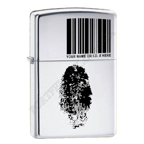 Зажигалка Zippo 20836 Finger ID