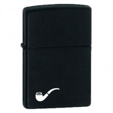 Запальничка Zippo 218 PL Pipe Lighter Black Matte