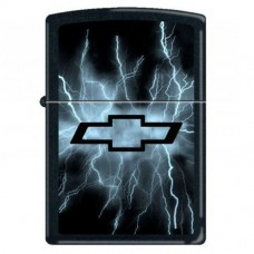 Зажигалка Zippo 218.577 Chevy Black Matte