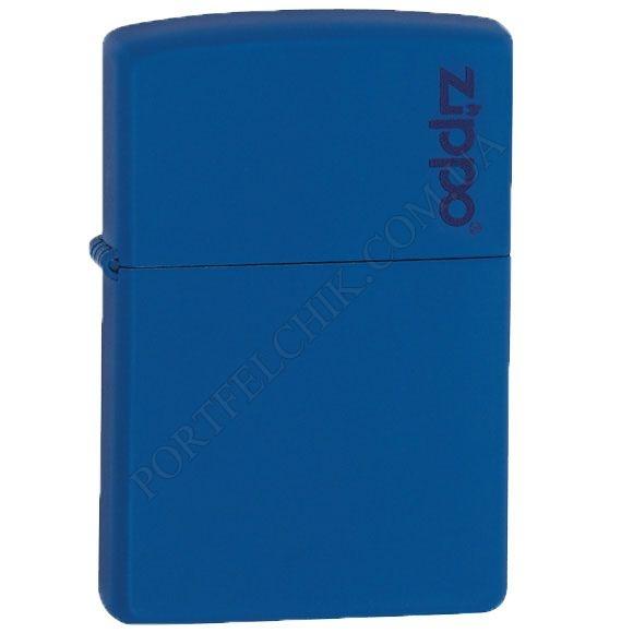 Зажигалка Zippo 229ZL Royal Blue Matte