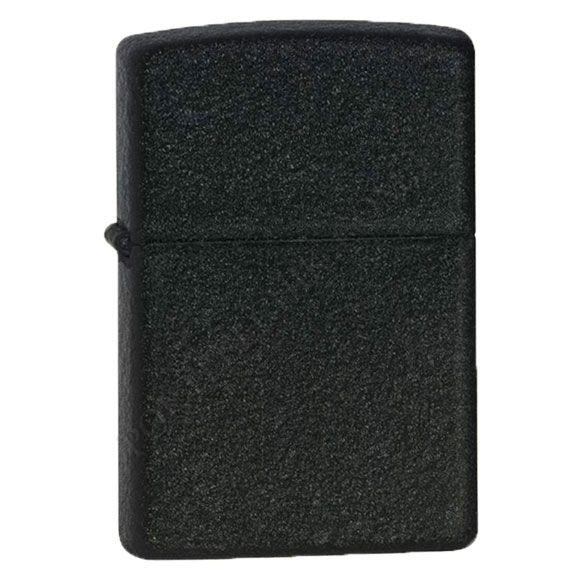Запальничка Zippo 236 Black Crackle