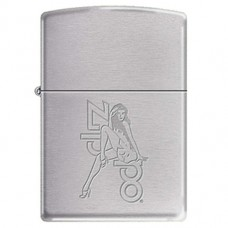 Зажигалка Zippo 241018 Woman Brushed Chrome