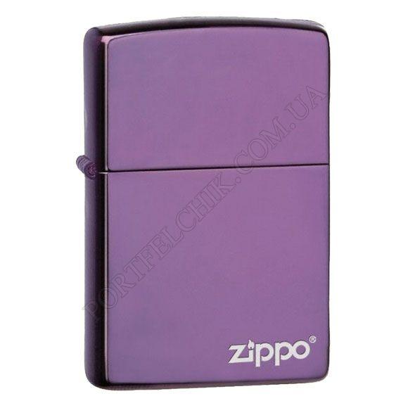 Зажигалка Zippo 24747 ZL With Logo Abyss