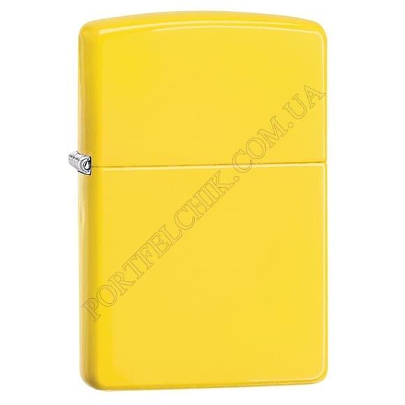 Запальничка Zippo 24839 Lemon Matte