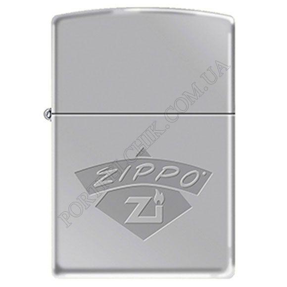 Запальничка Zippo 274177 Satin Chrome