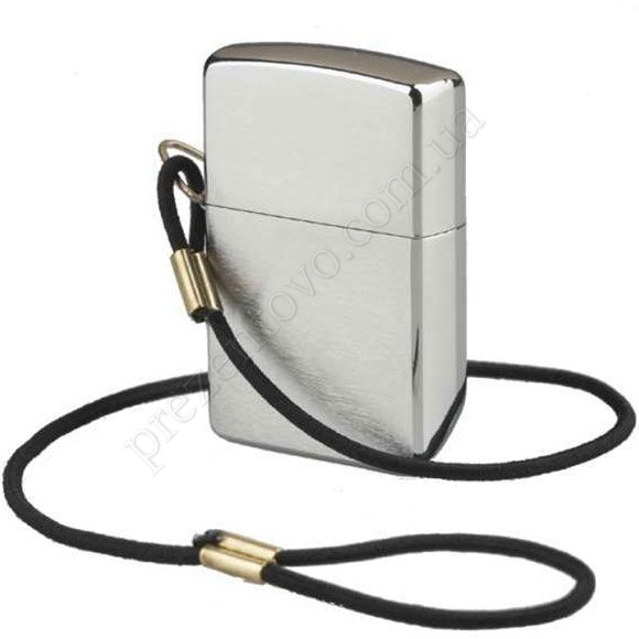 Зажигалка Zippo 275 Lossproof Brushed Chrome