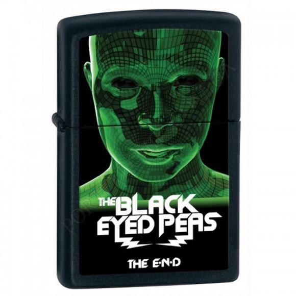 Зажигалка Zippo 28026 The Black Eyed Peas The End
