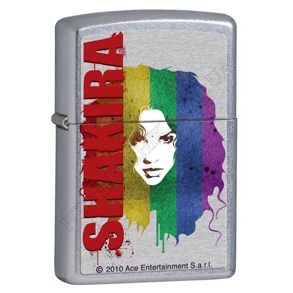 Зажигалка Zippo 28028 Shakira